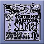ERNIE BALL - 2839 - 6-String Baritone Slinky