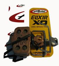 Avid Disc Brake Replacement Pads Metal Scintered Elixir Brake Pads Steel Backing