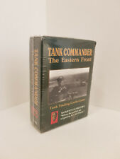 Tank Commander: The Eastern Front Booster (Sealed), 60 cards