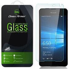 Dmax Armor® Microsoft Lumia 650 Tempered Glass Screen Protector Saver Shield