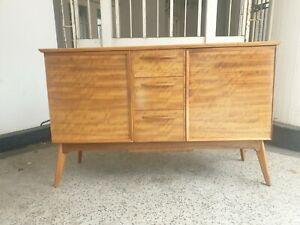 Alfred Cox for Heals of London Mid Century Sideboard #MCM #VINTAGE