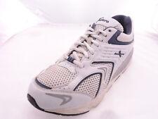 Men's Xelero Matrix Mesh Lace Up Sneaker, Size: 8.5 D, White/Blue