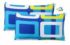 Pillow Home Elite Designer Ultra Soft Cotton Filled 2 Pieces Color Multicolour