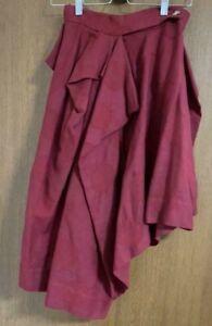 Vivienne Westwood Red Label Women's Deformed Asymmetry Skirt Size 2