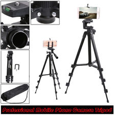 Portable Professional Camera Tripod Stand Holder Mount For iPhone Mobile Phone