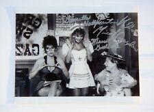 Hee Haw Ladies Victoria Hallman and Gunilla Hutton SEXY Dual Signed 8x10 COA