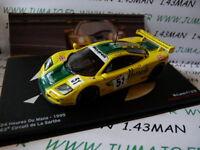 24H27M 1/43 IXO Altaya 24 Heures Mans 1995 McLaren F1 GTR #51