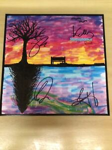 SIGNED-STEREOPHONICS-LP-KIND-EXCLUSIVE-FULLY AUTOGRAPHED-M/UNPLAYED
