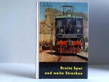 Slezak, Josef Otto: Breite Spur und weite Strecken. Ein Streifzug durch die ...
