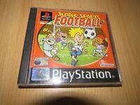 Junior Sports Football - ps1 pal