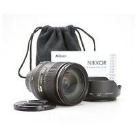 Nikon AF-S 4,0/24-120 G ED VR + Sehr Gut (229407)