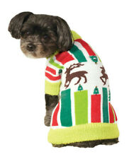 Reindeer Ugly Christmas Sweater Pet Dog Size X-Large