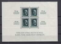 CP7503/ GERMANY REICH – BLOCK MI # 9 MINT MNH – CV 380 $