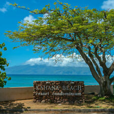 KAHANA BEACH RESORT MAUI HAWAII VACATION DEEDED TIMESHARE OWNERSHIP