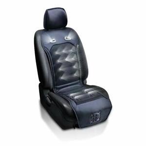 Zone Tech Car Seat Fresh Summer Cooling Chair Cover Cushion Air Fan Ventilation