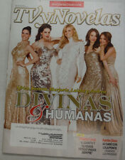 Tv Y Novelas Magazine Africa Susana Marjorie Abril 2015 051915R2
