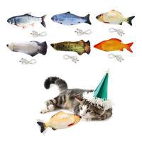 Elektrischer Fisch Haustier Spielzeug Kinder Baby Kind Geschenke Tierform
