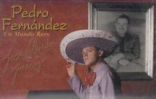 Pedro Fernandez Un Mundo Raro Cassette New Sealed