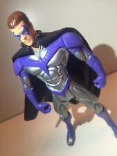 BATMAN & ROBIN KENNER DC VINTAGE ACTION FIGURE: GLACIER BATTLE ROBIN 1997