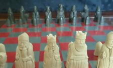 Isle of Lewis Chess Pieces, SUPERB! Used but PERFECT condition.