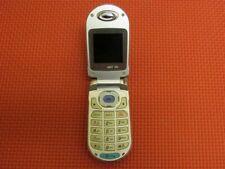 Lg Model Vx3200 Slate Blue/Silver Verizon Wireless Vintage Flip Cell Phone