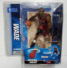 DWYANE WADE Heat NBA McFarlane Series 9 RED VARIANT Chase Action Figure NEW