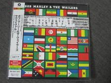 BOB MARLEY & THE WAILERS survival+1 JAPAN MINI LP CD WITH INNER SLEEVE SEALED