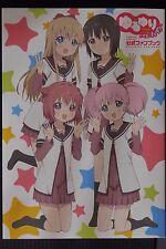 JAPAN YuruYuri San Hai! Official Fan Book