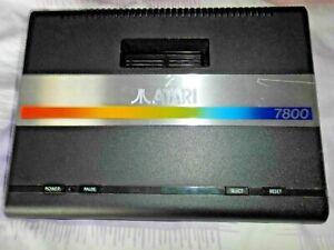 Atari 7800 console Case Shell Only retro video games