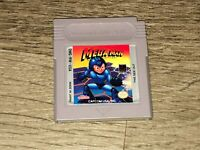 Mega Man Dr. Wily's Revenge Nintendo Game Boy Cleaned & Tested Authentic