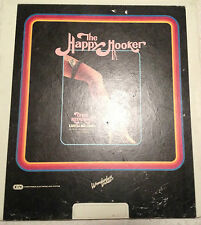 The Happy Hooker RCA Selectavision Video Disc CED VideoDisc