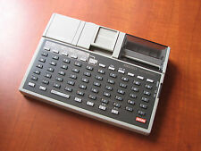 NEW Vtg. 1983 NOS █ SEIKO UC-2200 programming keyboard for wrist  computer watch