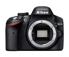 Nikon D3200 24.2 MP Digital SLR Camera - Red (Body Only)