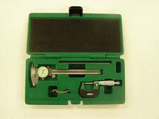 INSIZE 3 Piece Measuring Tool Set (Model # 5003-1)