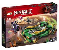 LEGO NINJAGO Ninja Nightcrawler 2018 (70641)