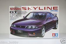 Tamiya 24145 JDM Nissan Skyline GTR R33 BCNR33 V SPEC RB26DETT Purple Model Kit