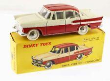 1/43 ème DINKY TOYS BOITE  SIMCA CHAMBORD / jouet ancien