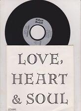 "Love, Heart & Soul - Pick Me Up (7"" Single mint  - !! )"