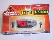 Small Soldiers Kenner DIE CAST BUZZ SAW TANK Insaniac & Chip Hazard 1998