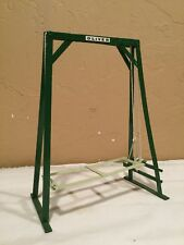 Custom Made Diecast 1/16 Oliver Wagon Tractor Repair Lift