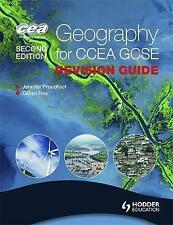 Geography for CCEA GCSE Revision Guide by Gillian Rea, Jennifer Proudfoot...