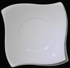 "VILLEROY BOCH NEW WAVE PREMIUM PLATINUM BREAD & BUTTER PLATE- 7"" -1303G"