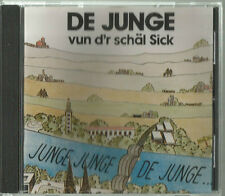 1 CD De Junge vun d´r schäl Sick / Jupiter / RAR !!! Mit Toni Schumacher Lied