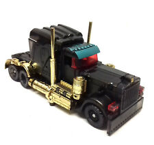 Transformers BLACK STEALTH OPTIMUS PRIME Limited Edition figure toy Complete