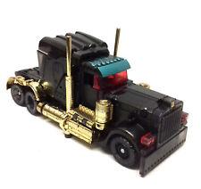 Transformers Negro Stealth Optimus Prime Figura De Juguete De Edición Limitada Completa