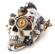 Alchemy Gothic Skull The Vault Erasmus Darwin's Steam-Cerebrum New and Boxed