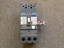 GE CIRCUIT BREAKER 250 AMP 600V 3 POLE SFHA36AT0250 SRPF250AT0200 SAUXPAB1