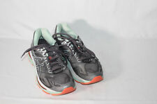 ASICS GEL-Nimbus 19 SIZE 8 GREY TEAL TENNER SHOE PO