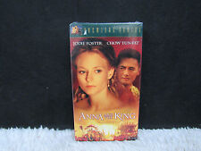 1991 Anna and the King With Jodie Foster, 20th Century Fox Premiere Series VHS