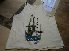 VTG NIKE AIR TSHIRT VOLLEYBALL L MEN 90S SWOOSH SPORT BEACH